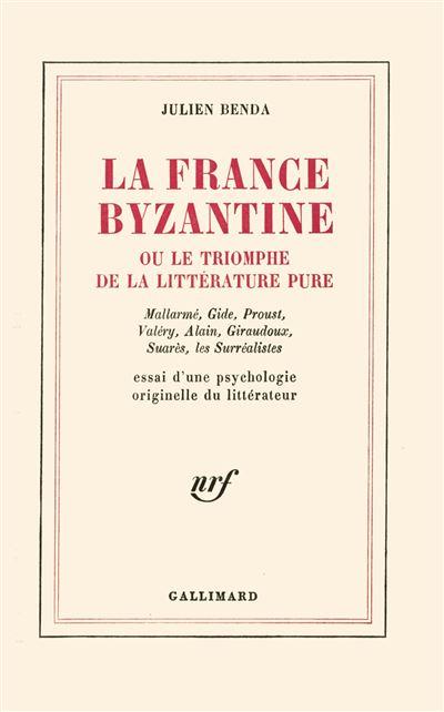 La france byzantine