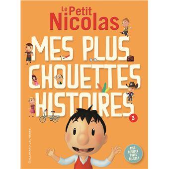 Le Petit NicolasMes plus chouettes histoires