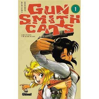 Gun Smith Cats Tome 1 Tome 01 Gunsmith Cats Kenichi Sonoda Kenichi Sonoda Poche Achat Livre Fnac