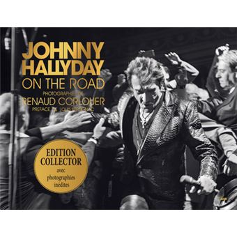 Johnny Hallyday On The Road Edition Collector