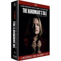 Coffret The Handmaid's Tale: La Servante écarlate L'Intégrale des Saisons 1 à 3 Exclusivité Fnac Blu-ray