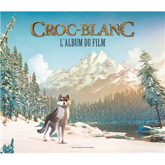 Croc-BlancCroc blanc l'album du film