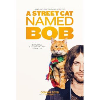 A Street Cat Named Bob Blu-ray