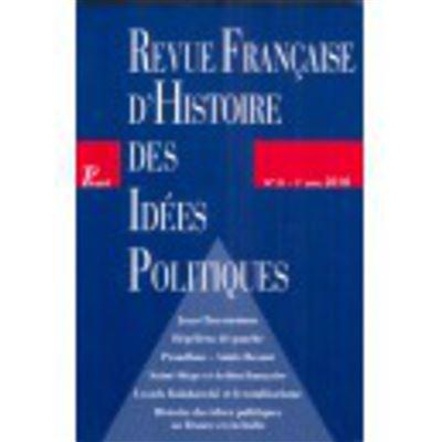 L'histoire des idées politiques en France et en Italie