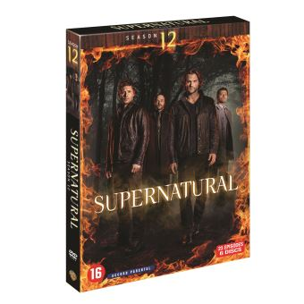 SupernaturalSupernatural Saison 12 DVD