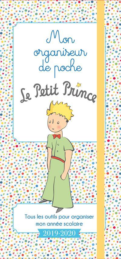 Mon organiseur de poche Le Petit Prince