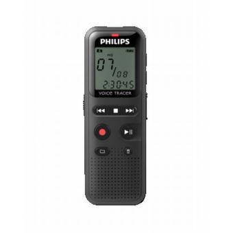 Dictaphone Philips DVT1150 Noir
