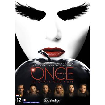 Once Upon a TimeOnce upon a time Saison 5 DVD