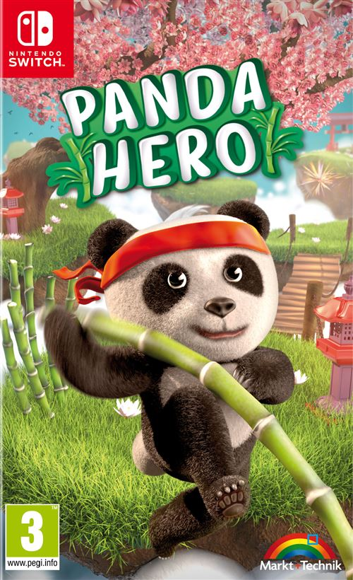 Panda Hero Nintendo Switch