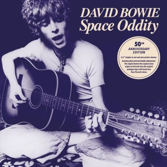 SPACE ODDITY 50TH ANNIVERSARY/2SINGLE