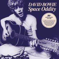SPACE ODDITY 50TH ANNIVERSARY/2SINGLE
