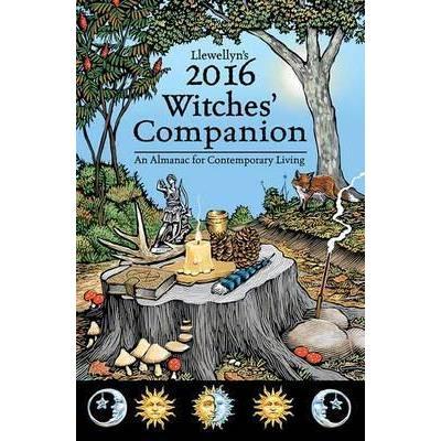 Llewellyn's 2016 Witches' Companion Llewellyn