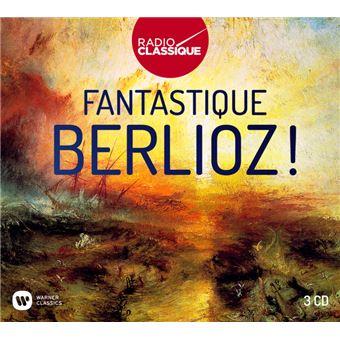 Fantastique berlioz/3 cd