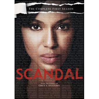 ScandalCoffret de la Saison 1 - DVD