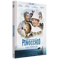 Les Aventures de Pinocchio Edition Collector Combo Blu-ray DVD
