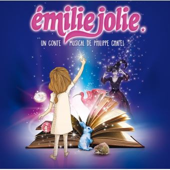 Emilie Jolie Inclus un livret de 12 pages