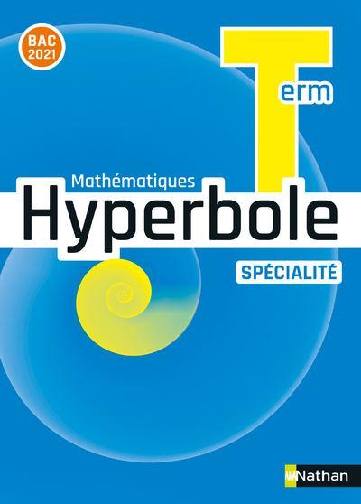 Hyperbole tle enseignement specialite manuel de l'eleve
