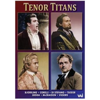 Tenor Titans DVD