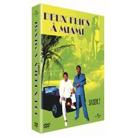 Deux flics à Miami - Coffret intégral de la Saison 2
