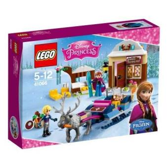 LEGO LE TRAðNEAU D'ANNA ET KRISTOFF