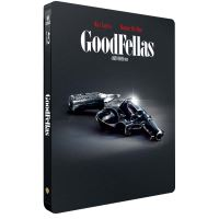 Les Affranchis Edition limitée Steelbook Blu-ray