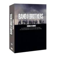 Band of Brothers - Frères d'armes - Coffret intégral