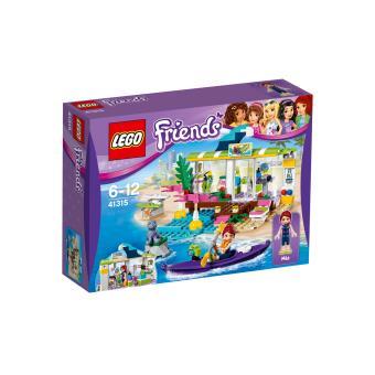 LEGO® Friends 41316 Le transporteur de hors-bord d'Andréa