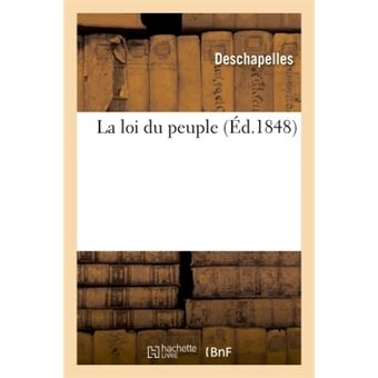 La loi du peuple