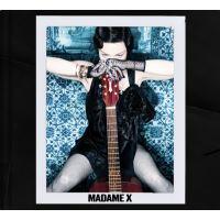 Madame X Deluxe Edition Deluxe Box Inclusief boekje 32 pagina's en 5 bonustitels