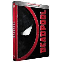 Deadpool Edition limitée Steelbook Blu-ray