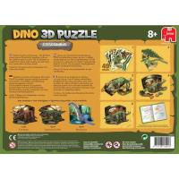 DINOSAUR - 3D PUZZLE - STEGO