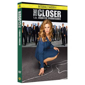 The CloserThe Closer Saison 4 DVD