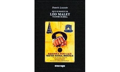 Sous le Masque de Leo Malet-