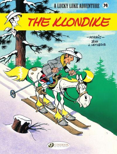 Lucky Luke - Volume 74 - The Klondike
