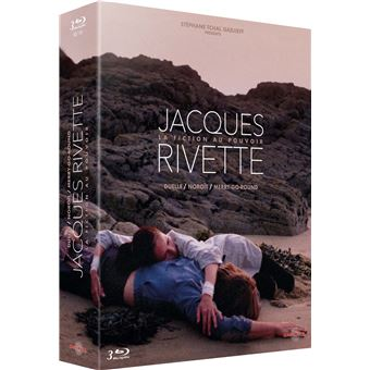Coffret Rivette 3 Films Blu-ray