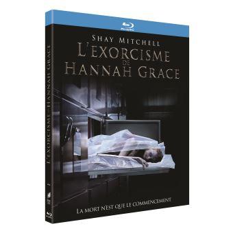 L'exorcisme de Hannah Grace Blu-ray