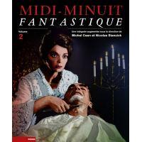 MIDI-MINUIT FANTASTIQUE - VOLUME 2 (livre + DVD)