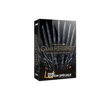 Le trône de ferGame of Thrones Saison 8 Edition Spéciale Fnac DVD