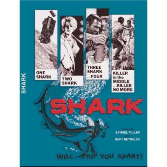 Shark ! DVD
