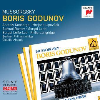 BORIS GODOUNOV/3CD