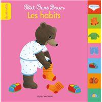 Petit Ours Brun devinettes - Les habits