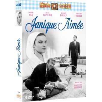 Janique AiméeJanique Aimée L'intégrale de la série DVD