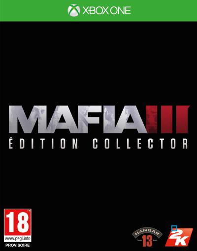 Mafia III Collector Xbox One