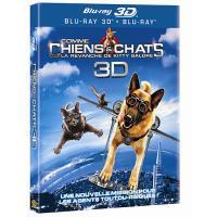 Comme Chiens et Chats 2 : La Revanche de Kitty Galore - Blu-Ray - REAL 3D Active