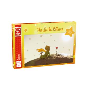 Puzzle Hape Le Petit Prince Coucher De Soleil 200 Pieces 100 300