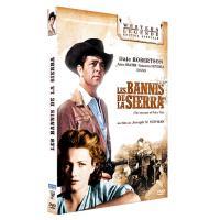 Les bannis de la Sierra DVD