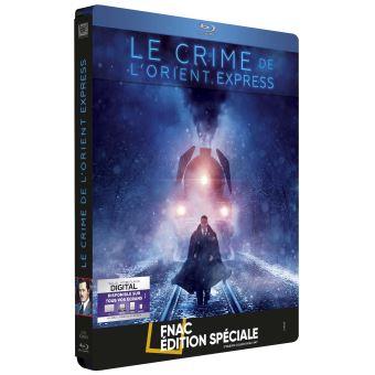 Vos Commandes et Achats [DVD/BR] - Page 3 Le-Crime-de-l-Orient-Expre-Edition-speciale-Fnac-Steelbook-Blu-ray