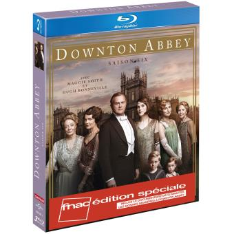 Downton AbbeyDownton Abbey Saison 6 Edition Spéciale Fnac Blu-ray