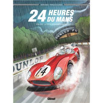 L'Automobile et la Bande Dessinée  - Page 7 24-Heures-du-Mans-1958-1960