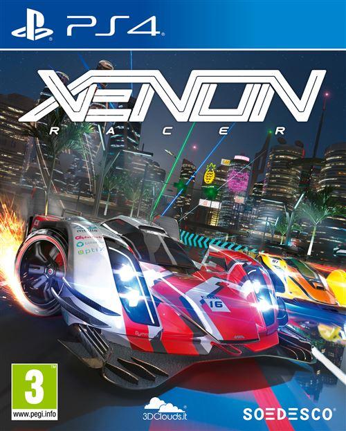 Xenon Racer PS4